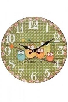 Nástěnné hodiny myFlair Family First
