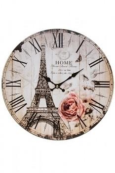 Nástěnné hodiny Paris Rose