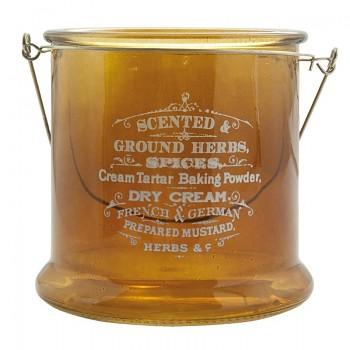 Lucerna na čajovou svíčku