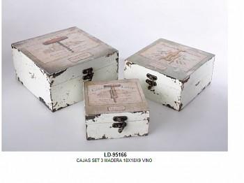 Set krabiček Chateau
