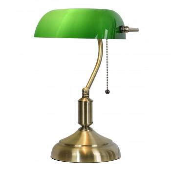 Bankovní lampa GREEN