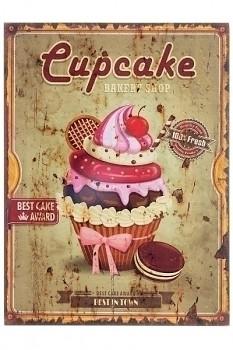 """Vývěsní štít """"Cupcake I"""""""