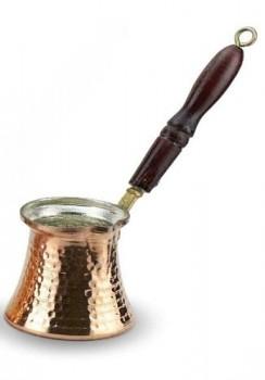 Měděná džezva na tureckou kávu 350 ml