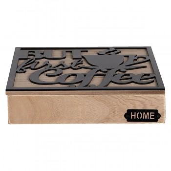 Krabička na kávové kapsle