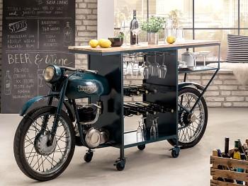 Barový stůl Triumph Bike