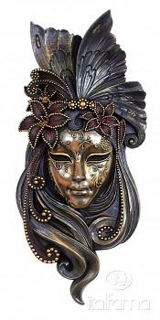 Benátská maska PERLY
