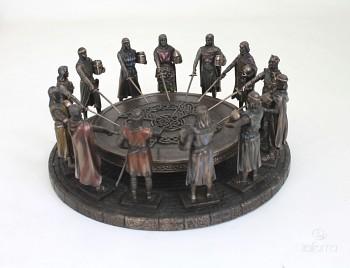Rytíři kulatého stolu - dekorace