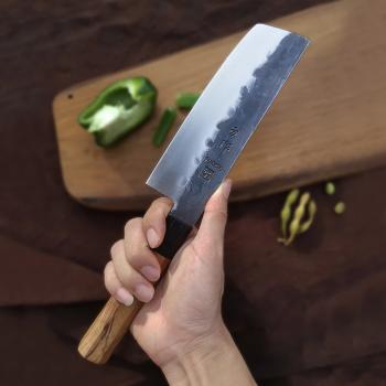 """Nůž Kiritsuke Chef 8"""" z vysoce uhlíkové oceli"""