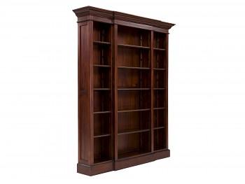 Knihovna z mahagonového dřeva Cambridge I