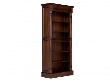 Knihovna z mahagonového dřeva Cambridge II