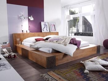 Duna dřevěná postel