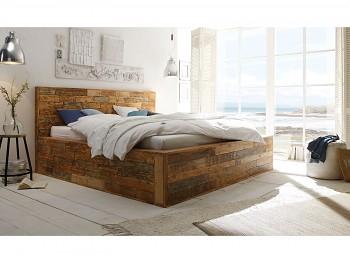 Mayari dřevěná postel