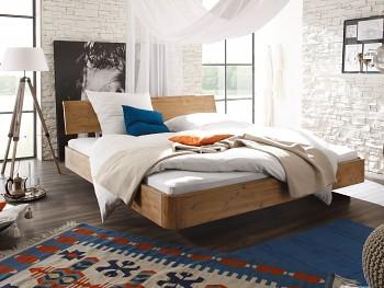 Salomon dřevěná postel