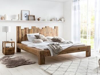 Queensburgh dřevěná postel