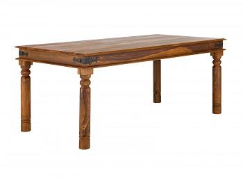 Jídelní stůl z růžového Palisandru Nimue II