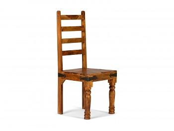 Sada 2 židlí z růžového Palisandru Nimue