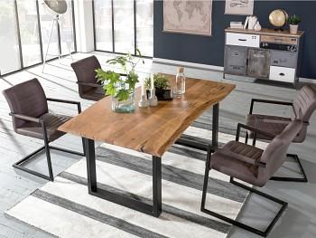 Jídelní stůl se 4 židlemi Padar