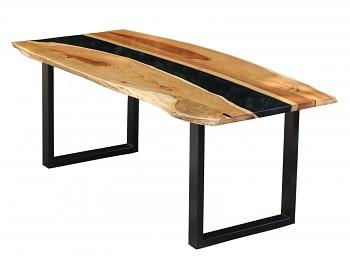 Jídelní stůl z akátového dřeva Yamdena