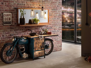 Stůl pod umyvadlo Triumph Bike