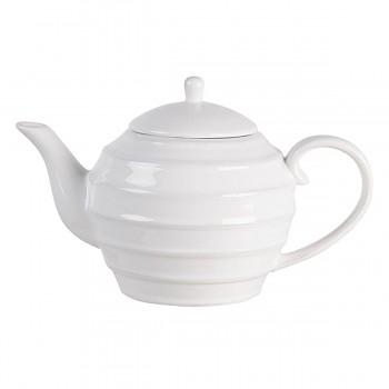Dolomitová konvička na čaj CREME