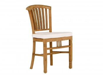 Sada 2 židlí z recyklovaného Taeku Kent vč. podsedáku