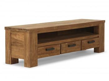 TV stolek z recyklovaného Teaku Kent