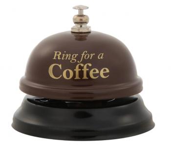 Recepční zvonek Coffee