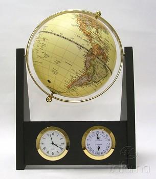 Globus s hodinami Hereford