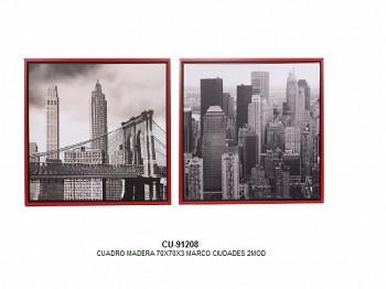 obraz New York Manhattan CU-91208