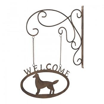 Uvítací dekorace ke vchodu