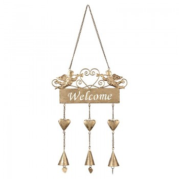 Welcome - dekorace na dveře
