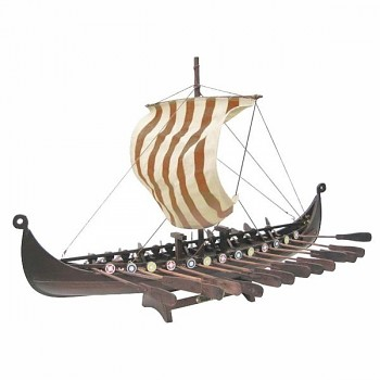 Model Vikingské loďi
