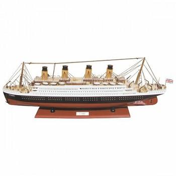 Velký model lodě Titanic