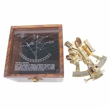 Námořní sextant Amerigo Vespucci