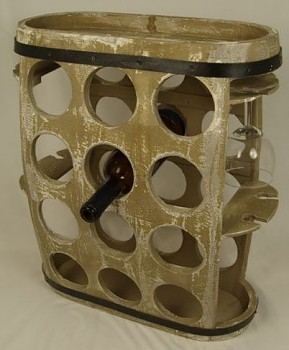 Zásobník na vína Barrel 12 lahví