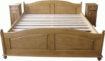 Manželská postel Šumava