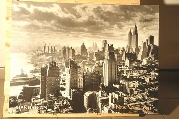 Obraz New York Manhattan reprodukce 60x80