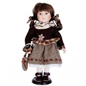 Dekorační porcelánová panenka