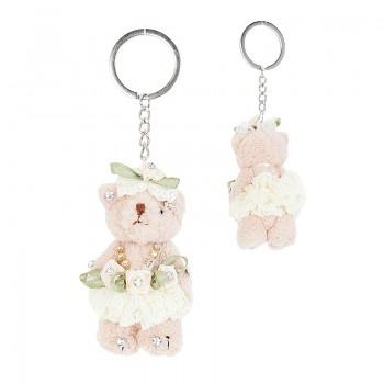 Přívěšek na klíče - medvídek