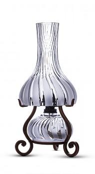 Bohemia Crafts VLNA - elektrická a petrolejová lampa v jednom