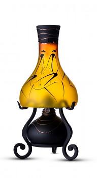 Bohemia Crafts AFRIKA - elektrická a petrolejová lampa v jednom