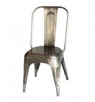 Industriální retro židle Kapila